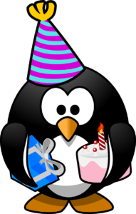 Birthday Penguine